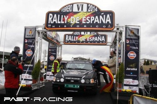 rally españa legend 2014